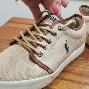 Polo Ralph Lauren deck shoe
